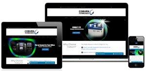 Coburn Launches New Site