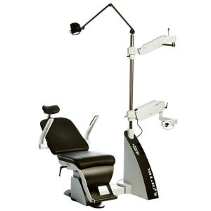 S4OPTIK 1800-CB Ophthalmic Chair and Stand Unit