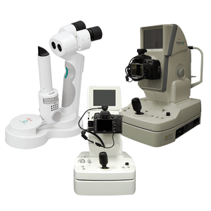 Kowa Retinal Cameras & Portable Slit Lamp