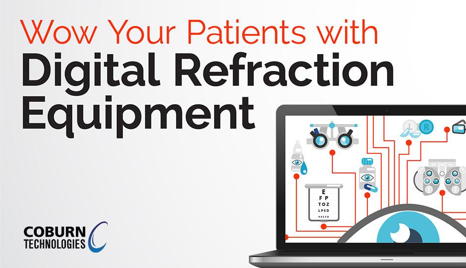 digital refraction equipment