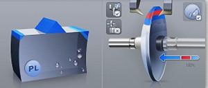 lens edging with the Coburn HPE-810 Lens Edger