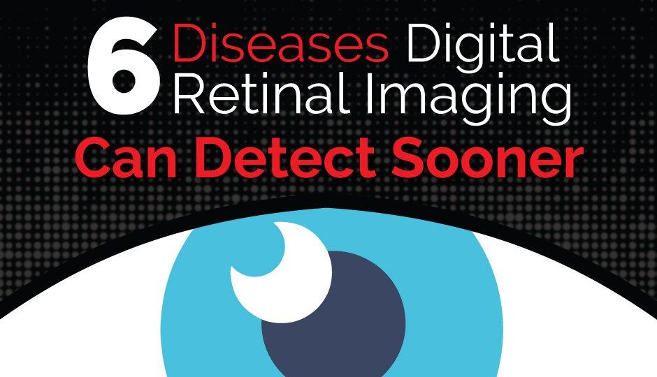 6 Diseases Digital Retinal Imaging Can Help Detect Sooner