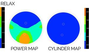 Novar Lens Design | Relax Map | Coburn Technologies